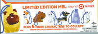 General Mills 2016 The Secret Life of Pets Keychain Toy Danglers