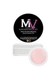 Acrílico Rosado 100 gr Profesional Mevinails -  Monomero Porcelana  uñas