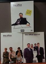 The Office Series 1 & 2 + Special DVDs LN
