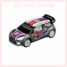 "Carrera GO 61241 Citroen DS3 WRC ""Van Merksteijn No.14"" 1:43 Rally"