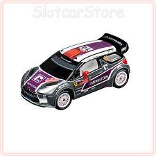 "Carrera Go 61241 CITROEN ds3 WRC ""Van Merksteijn no. 14"" 1:43 RALLY CAR AUTO"