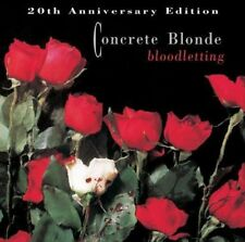 CONCRETE BLONDE BLOODLETTING 6 Extra Tracks REMASTERED  20th Anniversary CD NEW