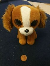 """Small The Beanie Boo's Collection Tala the Dog Ty Soft Plush Stuffed Toy 6"""""""