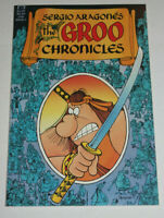 Sergio Argone's The Groo Chronicles Book 1 (Marvel 1989) NM 9.4 or Better