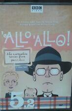 Allo Allo Complete Series 5 Part Deux BBC Official Boxset DVD Classic Comedy