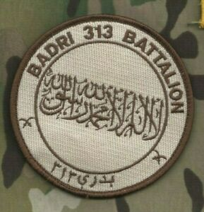 Islamique Émirat De Afghanistan Forces Spéciales Badri 313 Bataillon Vêlkrö