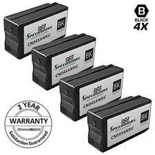 4PK Reman Black Cartridge for HP Ink 950XL 950 XL Printer OfficeJet Pro 8600 251