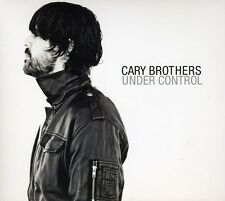 Cary Brothers - Under Control [New CD]