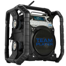 Baustellenradio DAB UKW RDS Teamplayer Bluetooth Radio Digitalradio Perfektpro