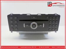 MERCEDES W204 C 350 T-MODEL Navigationssystem CD  Bluetooth BE7050 A2048706894