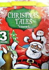 Christmas Classic 5 MOVIES  DVD, 3 HOURS Santa 3 Bears,Pocket Watch, Snow Queen