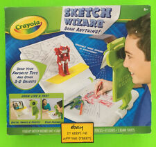 ��Brand New Crayola Sketch Wizard ~ Draw Anything ~ Trace 2D or 3D Objects��