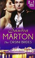 The Orsini Brides (Special Releases) by Marton, Sandra Book The Fast Free