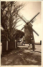 Medmerry Windmill near Selsey # 80381 by Photochrom.