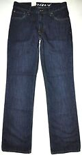 "NEW Mavi Men's Beden Dark Blue Straight Leg Jeans Actual: Waist 30"" Length 31.5"""