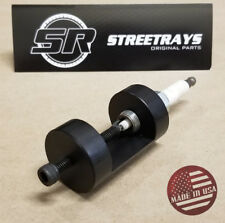 StreetRays Spark Plug Gapper Tool Gap Gapping Tool Sparkplug 14mm Gapper (BLACK)