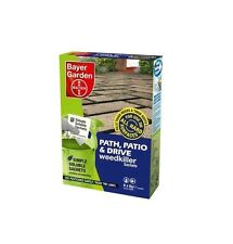More details for bayer garden path patio and drive weedkiller - strong weed killer 1-36 sachets