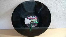 "LED ZEPPELIN II   12"" VINYL LP  Wall Clock  - Jimmy Page Robert Plant"