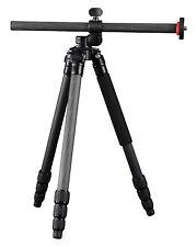 "66"" Professional CK-258R Light Carbon Fiber Camera Tripod,Panoramic Ball Head"