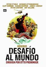 DESAFIO AL MUNDO  - ROSEBUD