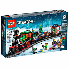 Lego 10254 Creator Winter Holiday Train - BRAND NEW - SEALED BOX
