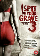I Spit On Your Grave 3 DVD Horror FREE UK Postage