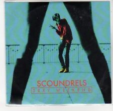 (DL886) Scoundrals, Sexy Weekend - 2012 DJ CD