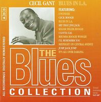 CECIL GANT, Blues In L.A. [1996 CD] Orbis Collection