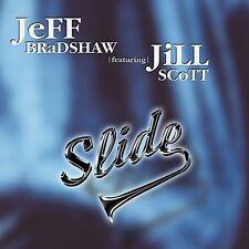Slide [Single] by Jeff Bradshaw (CD, Sep-2003, Sony Music Distribution (USA))