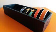 10-slot bracelet holder (Black)