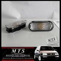 WEISSE Seitenblinker VW Golf 3 GTI Polo 6N Passat 35i VR6 syncro GT Vento Sharan