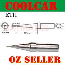 Solder Soldering Station Iron Tip ETH for Weller PES51 WES51 WESD51 fine tip OZ