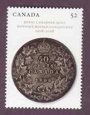 Canada Stamp: #2274 Royal Canadian Mint 52c SGL (MNH)