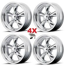 17 Staggered American Racing Wheels Rims Torq Thrust Ii 5X5 5x127 17X8 17X9.5