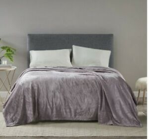 Madison Park Microlight Twin Blanket Ultra Soft