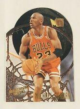 1995-96 FLEER METAL MICHAEL JORDAN MAXIMUM METAL 4 OF 10