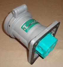 Appleton ADR1044 Powertite Receptacle 100A 4W4P Pin&Sleeve USED