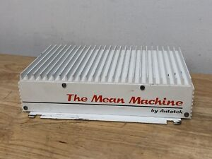 Autotek Mean Machine Model 66 Amplifier