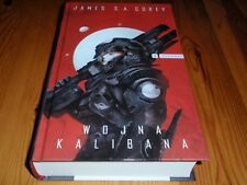 *New Polish Book* James S.A. Corey: Expanse, tom 2: Wojna Kalibana