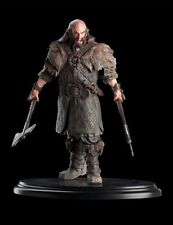 WETA THE HOBBIT DWALIN THE DWARF POLYSTONE STATUE  lord of the ring sideshow