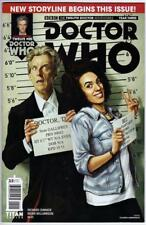Doctor Who, The Twelfth Doctor, Year 3 #5 - Titan 2017, Cover A