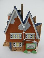 Dept 56 New England Village Yankee Jud Bell Casting #56430 D56 Has light cord b
