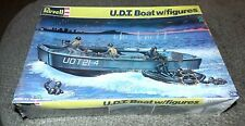 Revell 1/35 U.D.T Boat with Frogmen Figures - Factory Sealed Kit