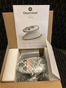 Steamfast SF 727 Travel Mini Steamer Iron QuickPowerful Steam In 1 Minute