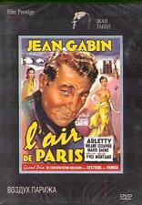 L'air de Paris / Air of Paris Jean Gabin (DVD PAL)   Russian, French