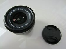 Fujifilm Fujinon XC 15-45mm f/3.5-5.6 XC OIS PZ Lens - Black *Excellent*
