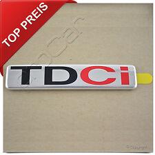 "⭐Original Ford Aufkleber Emblem "" TDCi "" Schriftzug Abzeichen Logo Selbstklebend"