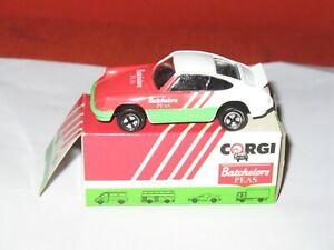 Corgi Juniors Porsche Carrera – Bachelors Peas (MIB)