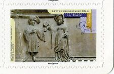 FRANCE 2013, timbre AUTOADHESIF, ART GOTHIQUE, BAS-RELIEF SCENE, MNH STAMP