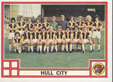 Panini Football 1978 - Team Photo - Hull City - # 395